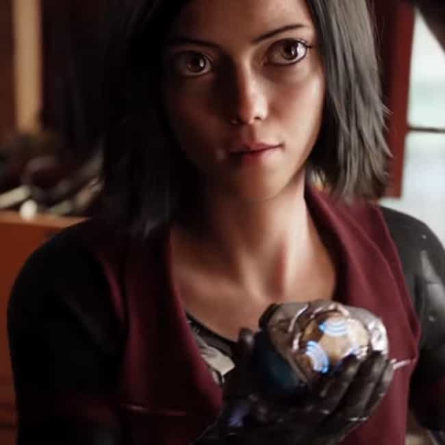Give You My Heart is listed (or ranked) 2 on the list The Best Alita: Battle Angel Movie Quotes