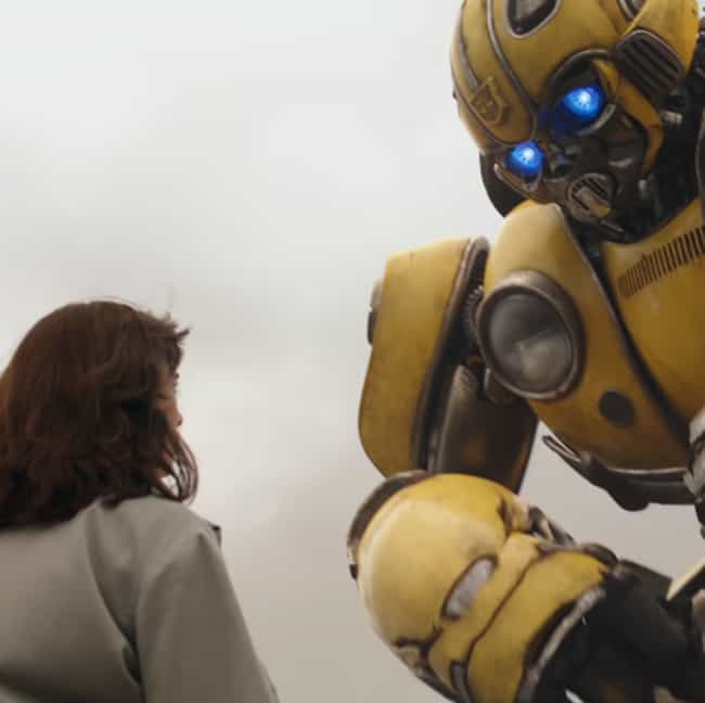 Show Yourself is listed (or ranked) 3 on the list The Best Bumblebee Movie Quotes