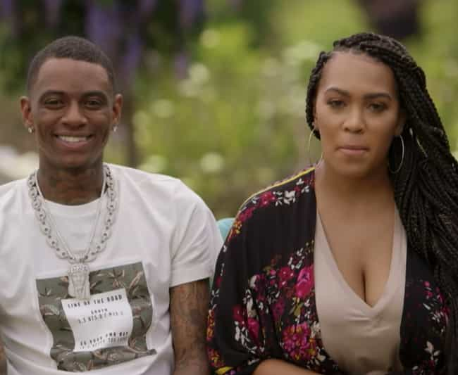 Nia Riley is listed (or ranked) 2 on the list Soulja Boy Loves and Hookups