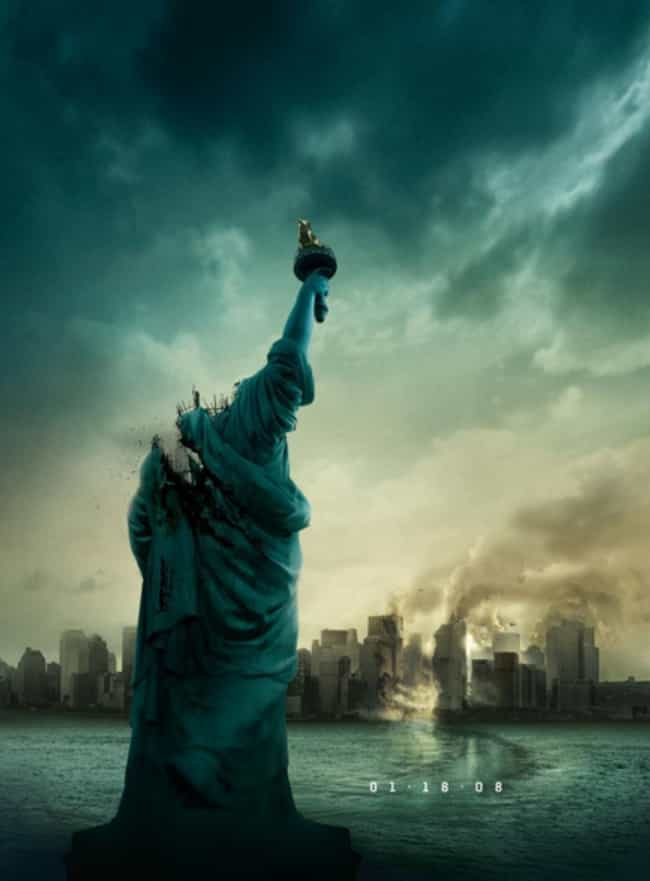 The Very First Poster Hinted A... is listed (or ranked) 1 on the list All The 'Cloverfield' Easter Eggs You Definitely Missed