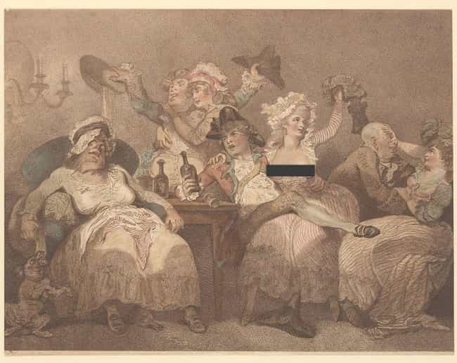 Riotous Hellfire Clubs Depende... is listed (or ranked) 4 on the list Everything Hulu's 'Harlots' Gets Right (And Wrong) About Brothels In 18th-Century England