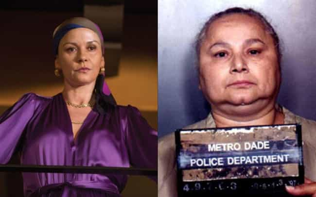Griselda Blanco - 'Cocaine God... is listed (or ranked) 2 on the list 12 Examples Of Hollywood Whitewashing Latinx Roles
