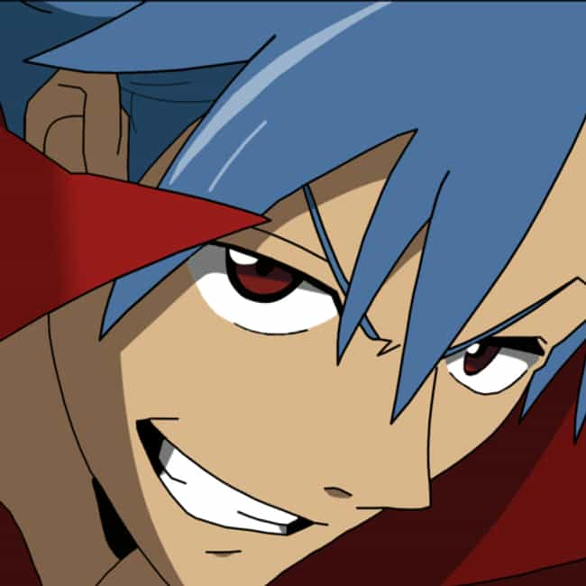 Why Eyes Are at the Front of O... is listed (or ranked) 1 on the list The Best Kamina Quotes from Gurren Lagann
