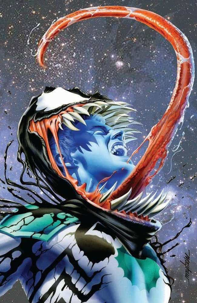The Kree Eventually Pair The V... is listed (or ranked) 7 on the list The Real Origin Story Of The Venom Symbiote Is Much More Complicated Than You Think