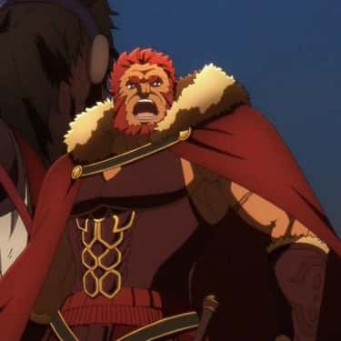 The King Is Not Alone is listed (or ranked) 2 on the list The Best Rider Quotes From Fate/Zero
