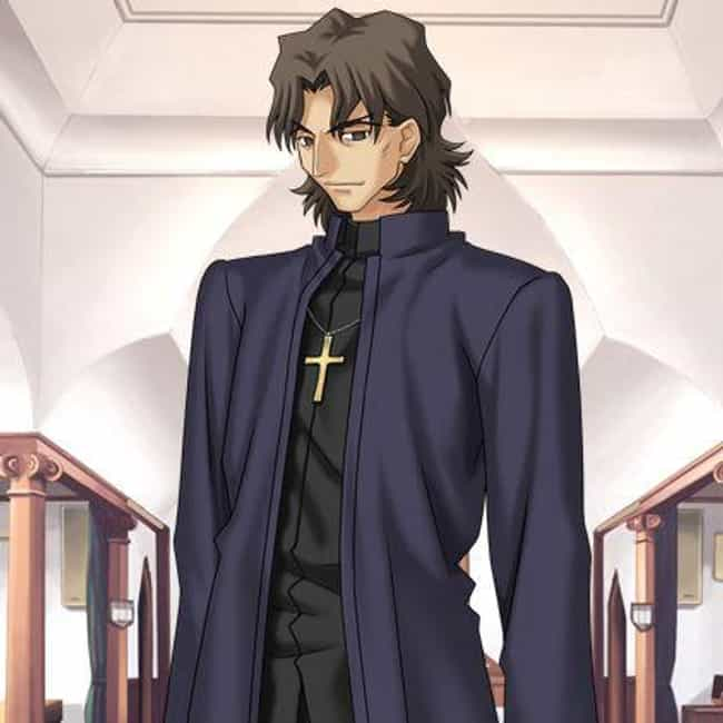 When You Are Different f... is listed (or ranked) 4 on the list The Best Kirei Kotomine Quotes