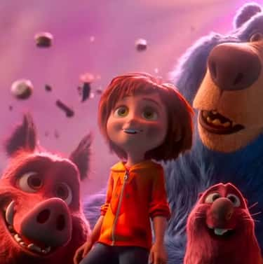 The Wonder is listed (or ranked) 1 on the list The Best 'Wonder Park' Quotes