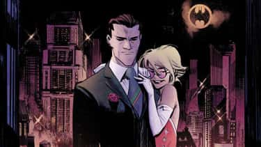 When He's Cured And Helps Gotham In'Batman: White Knight'