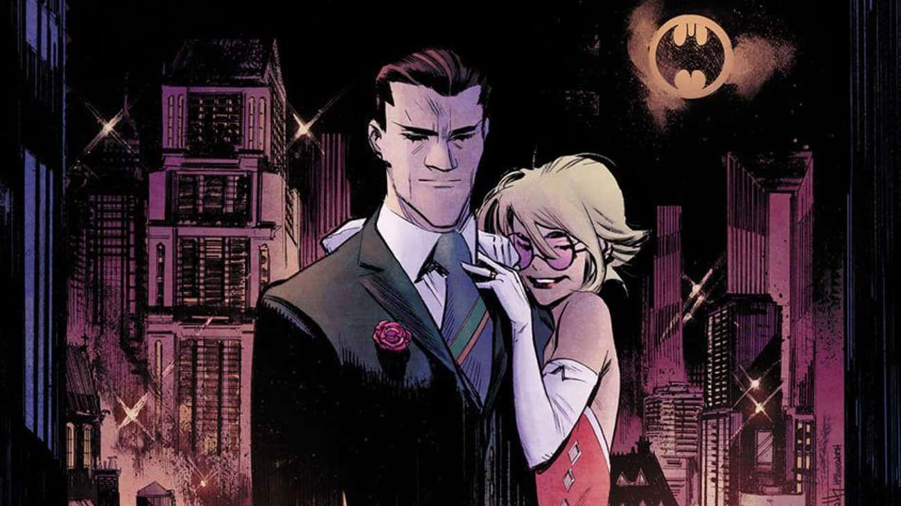 When He's Cured And Helps Gotham In 'Batman: White Knight'