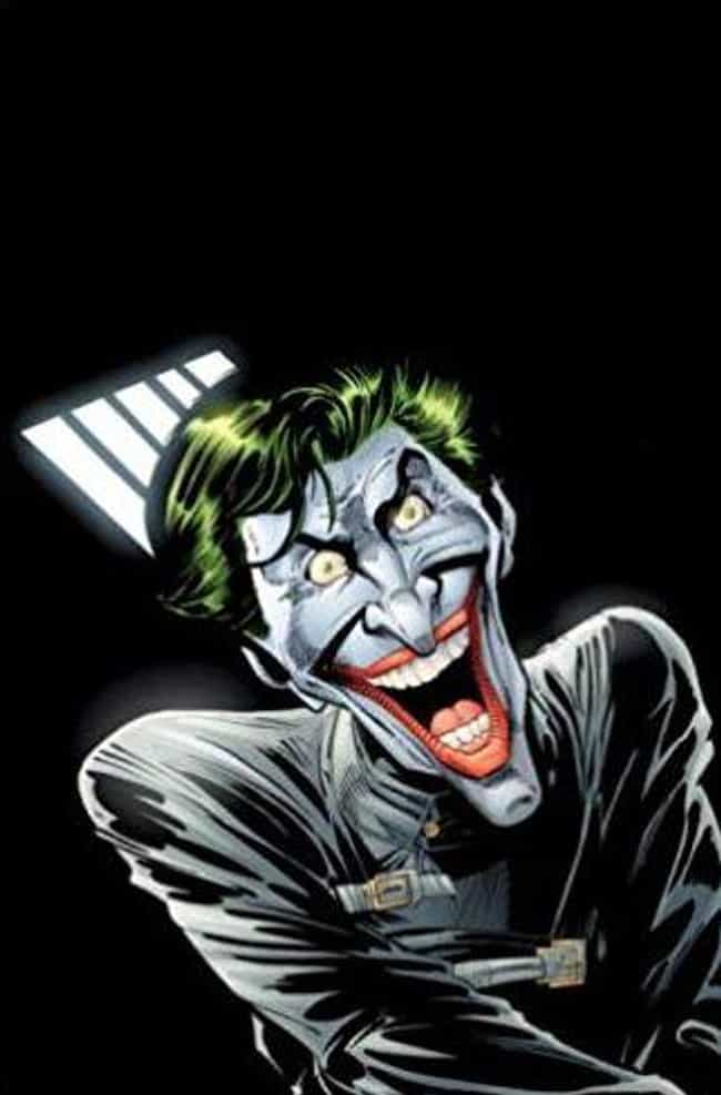 When He Lives A Normal L... is listed (or ranked) 2 on the list 14 Times The Joker Actually Did Good Things