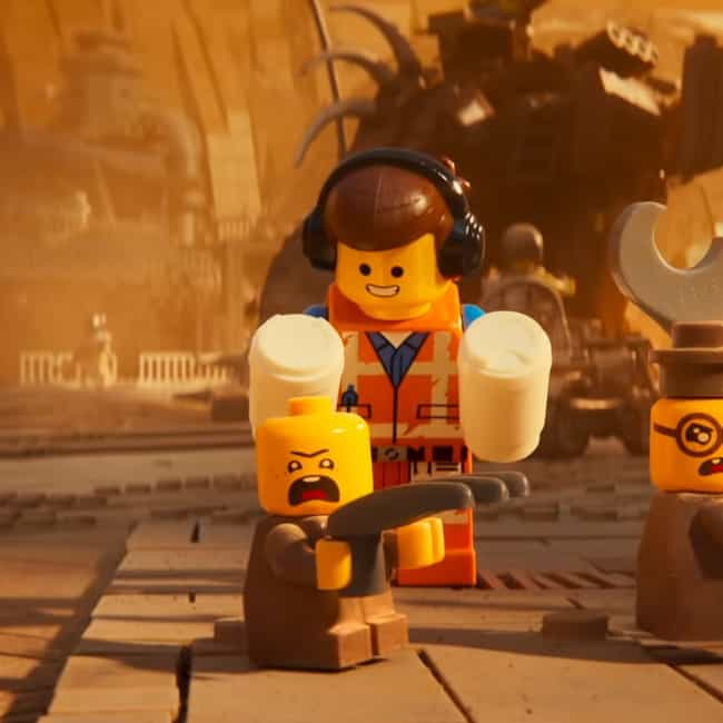 Sewer Babies is listed (or ranked) 1 on the list The Best The Lego Movie 2: The Second Part Movie Quotes