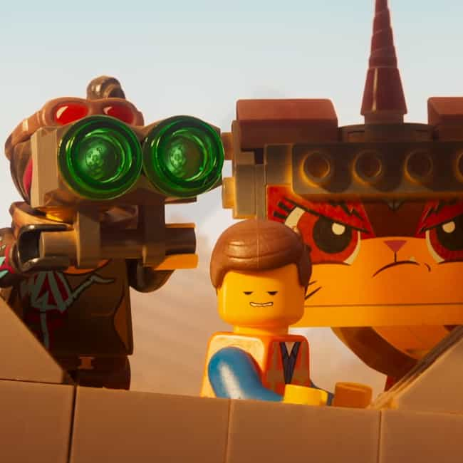 Beat Is Pretty Fresh is listed (or ranked) 2 on the list The Best The Lego Movie 2: The Second Part Movie Quotes