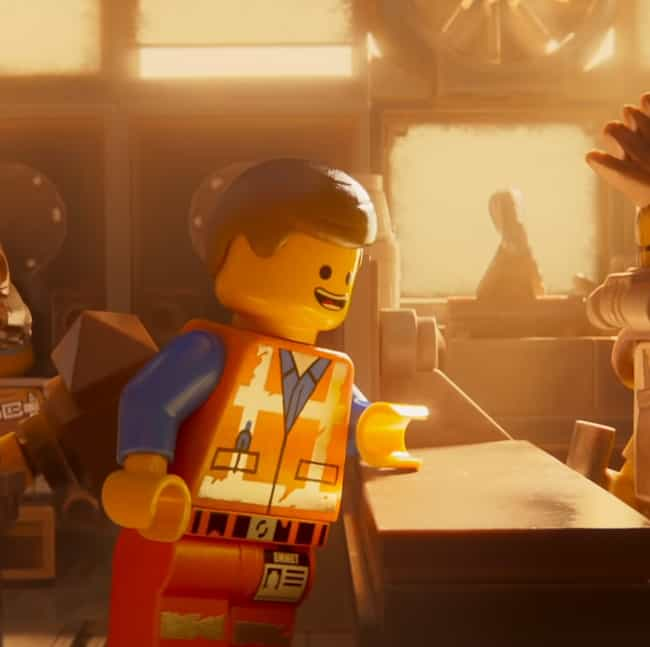 Two Coffees is listed (or ranked) 4 on the list The Best The Lego Movie 2: The Second Part Movie Quotes