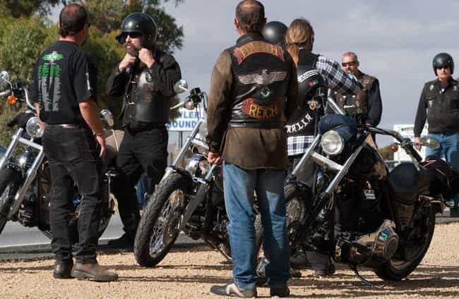 Weird Rules Biker Gang Members Must Follow