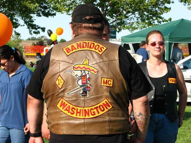 Biker Uniforms And Paraphernal... is listed (or ranked) 4 on the list Rules Biker Gang Members Must Follow