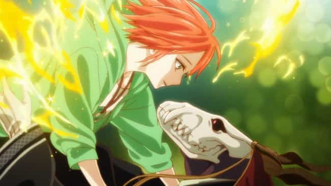 The Relationship Between Elias... is listed (or ranked) 3 on the list 12 Reasons Why You Should Watch The Ancient Magus' Bride