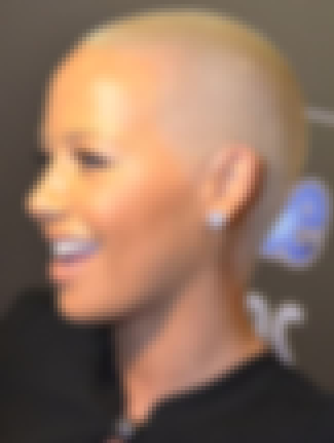Amber Rose Dating History - FamousFix