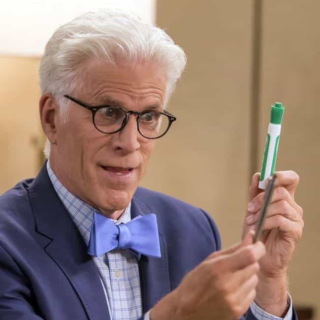 Welcome is listed (or ranked) 3 on the list The Best Forking Quotes from 'The Good Place'