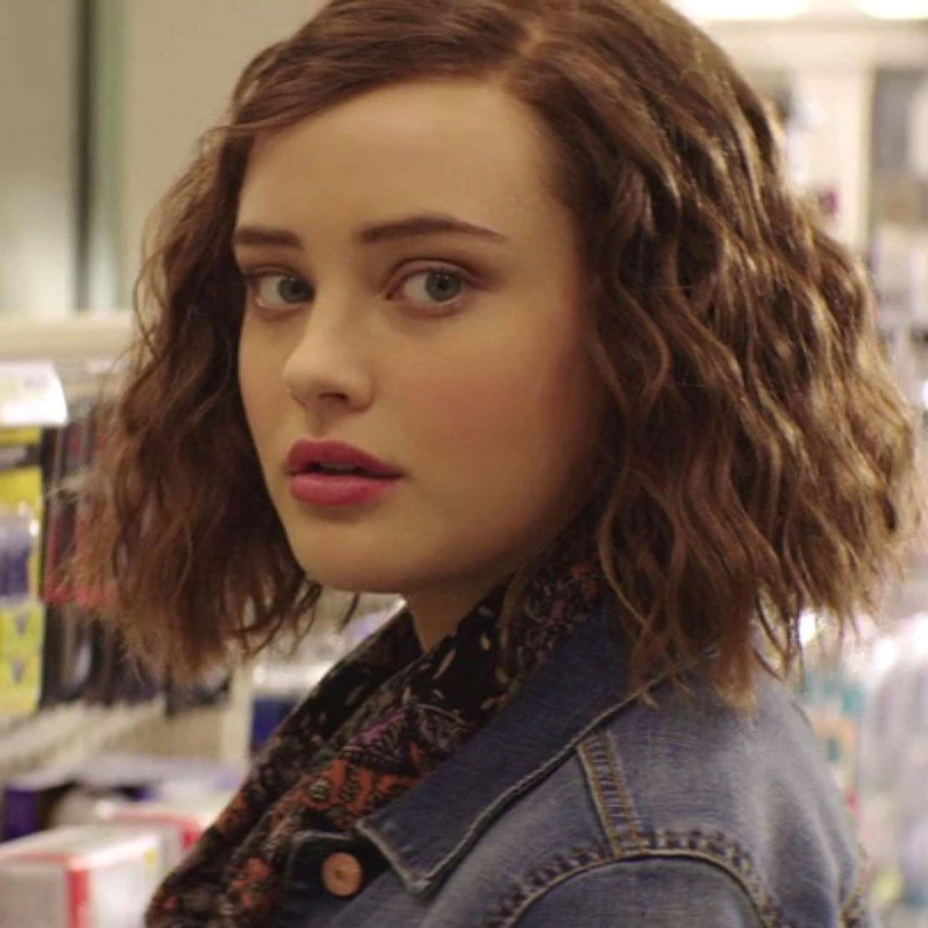 Some of You Care is listed (or ranked) 2 on the list The Best '13 Reasons Why' Quotes