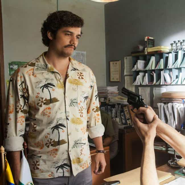 War Is Peace is listed (or ranked) 1 on the list The Best 'Narcos' Quotes