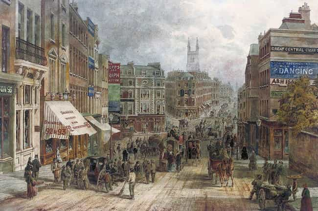Molly Boys Walked The Streets ... is listed (or ranked) 2 on the list What It Was Like Being A Male Sex Worker In An 18th Century London Molly House