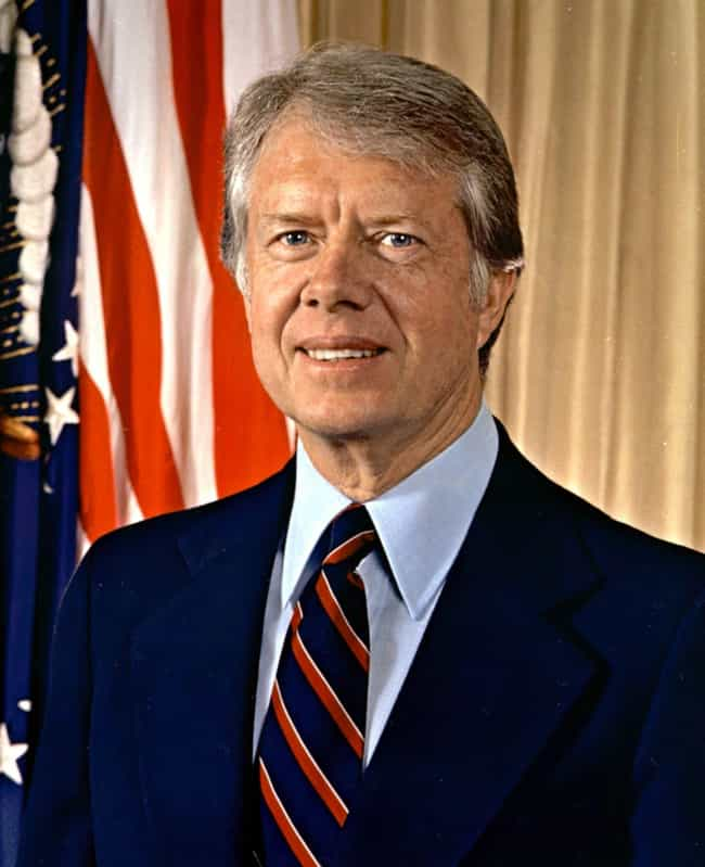 Jimmy Carter Didn't Know The B... is listed (or ranked) 4 on the list The Neutron Bomb: The 'Humane' Nuclear Weapon That Protected Buildings While Killing People