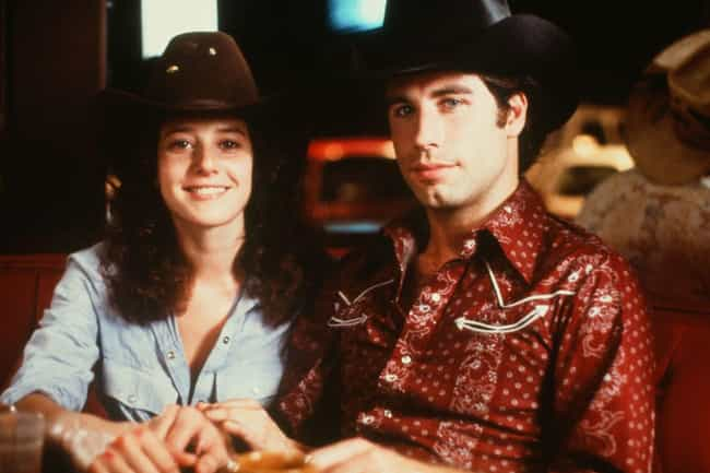 The Movie Starring John ... is listed (or ranked) 2 on the list The Rise And Fall Of The Urban Cowboy Craze