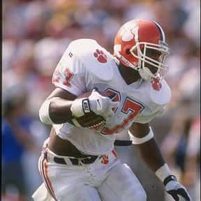 Raymond Priester is listed (or ranked) 7 on the list The Best Clemson Tigers Running Backs of All Time