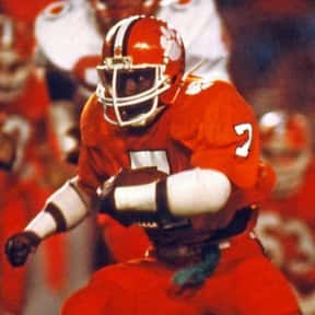 Chuck McSwain is listed (or ranked) 14 on the list The Best Clemson Tigers Running Backs of All Time