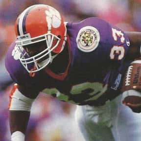 Rodney Blunt is listed (or ranked) 23 on the list The Best Clemson Tigers Running Backs of All Time