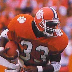 Joe Henderson is listed (or ranked) 16 on the list The Best Clemson Tigers Running Backs of All Time