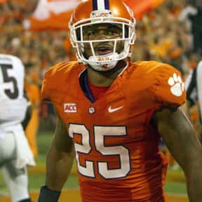 Roderick McDowell is listed (or ranked) 20 on the list The Best Clemson Tigers Running Backs of All Time