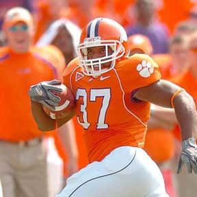 Reggie Merriweather is listed (or ranked) 10 on the list The Best Clemson Tigers Running Backs of All Time