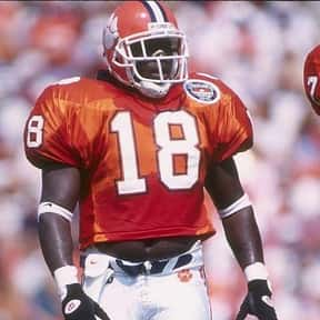 Emory Smith is listed (or ranked) 17 on the list The Best Clemson Tigers Running Backs of All Time