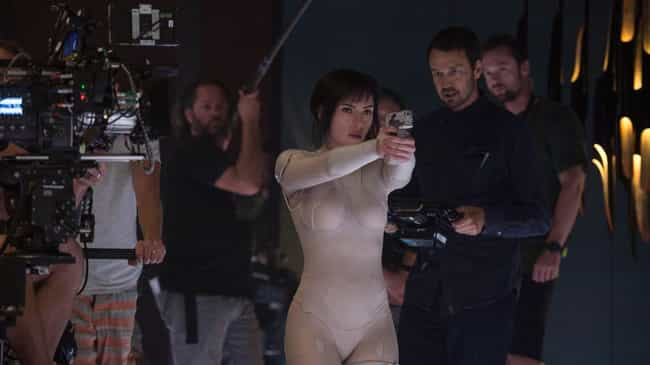'Ghost In The Shell' Was In Pr... is listed (or ranked) 2 on the list Everything You Wanted To Know From Behind The Scenes Of The Live-Action 'Ghost In The Shell' Movie