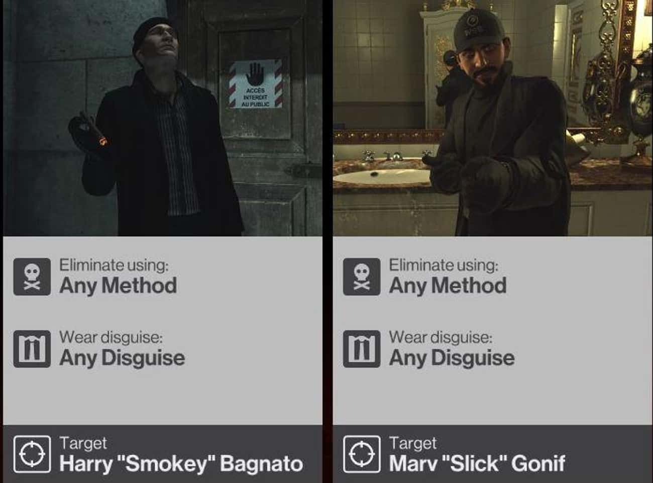 Harry And Marv From 'Home Alon is listed (or ranked) 4 on the list The Best Easter Eggs In The 'Hitman' Franchise