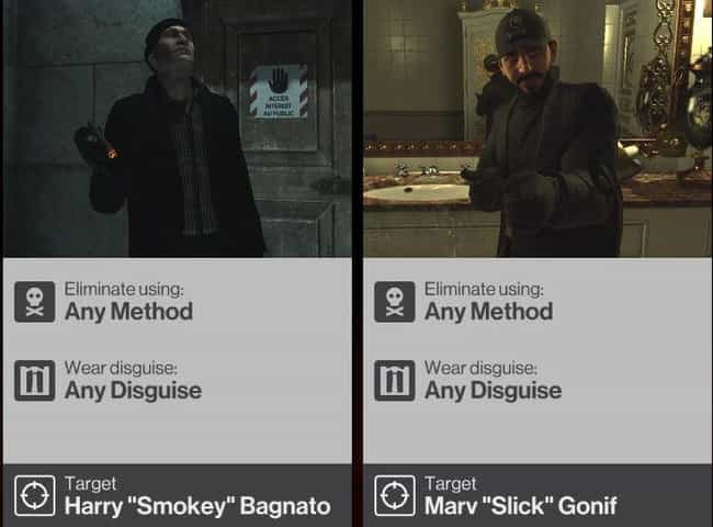 Harry And Marv From 'Home Alon... is listed (or ranked) 3 on the list The Best Easter Eggs In The 'Hitman' Franchise