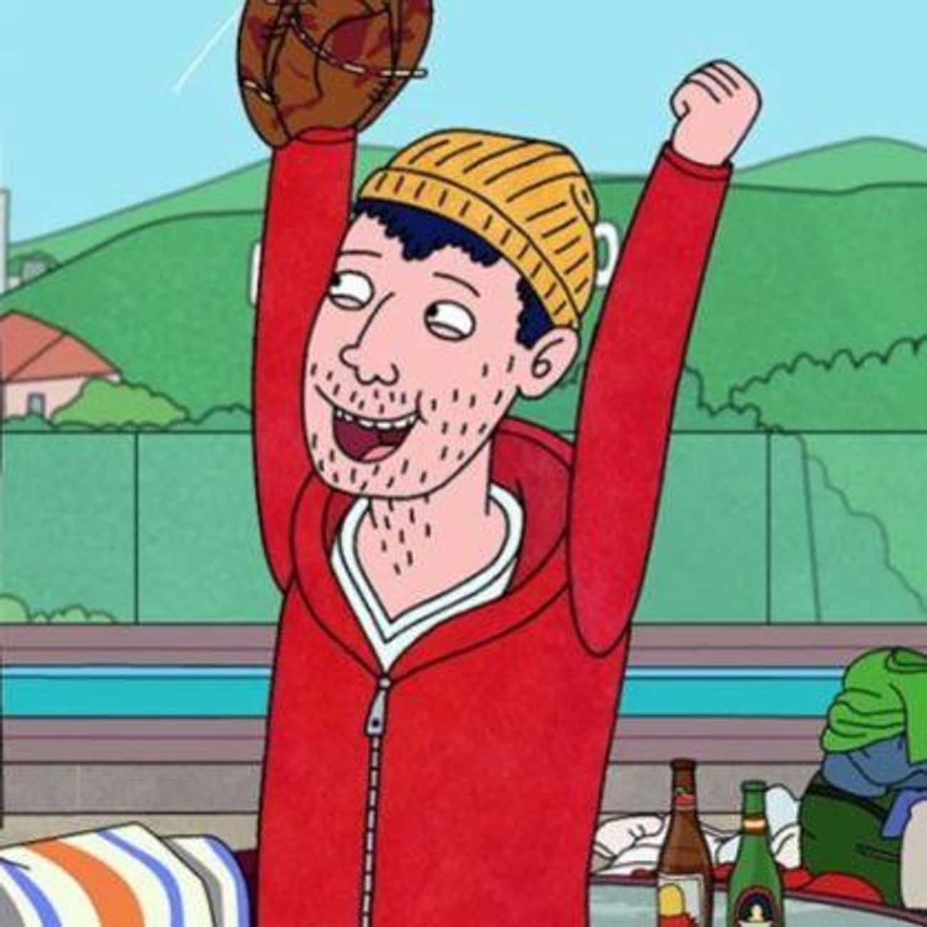 Todd Chavez is listed (or ranked) 3 on the list The Best Characters On 'BoJack Horseman', Ranked