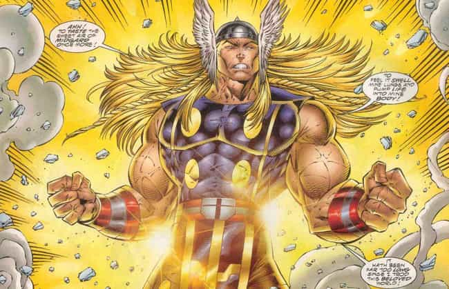 Liefeld And Lee Were Outsource... is listed (or ranked) 4 on the list 'Heroes Reborn' Is The Comic Book Storyline Marvel Wishes Everyone Would Just Forget