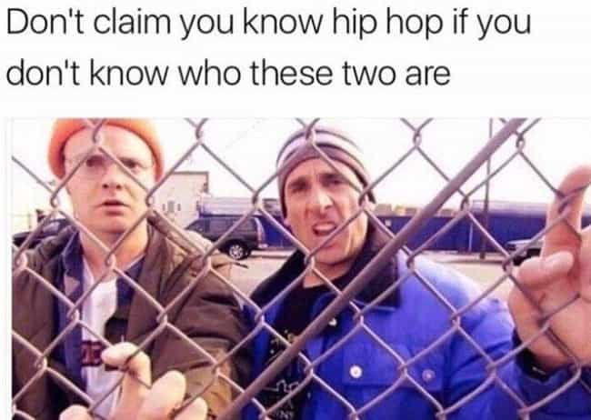 It's Hip Hop, You Wouldn't Und... is listed (or ranked) 1 on the list Memes Only Fans Of 'The Office' Will Understand