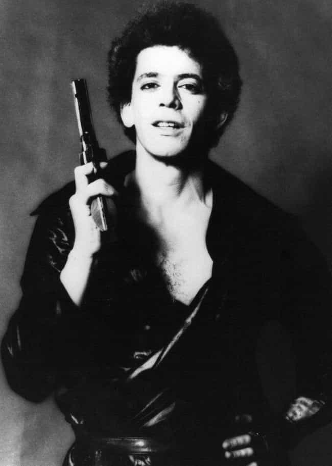 His College Radio Station Supp... is listed (or ranked) 3 on the list Wild Stories About The Insane Life Of Music Pioneer Lou Reed