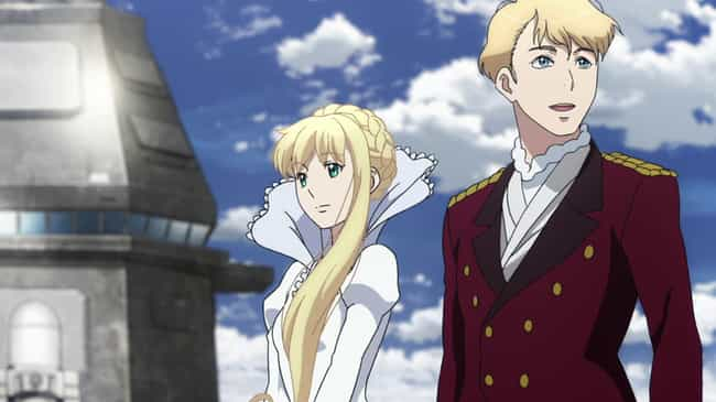 Season Two Of 'Aldnoah.Zero' G... is listed (or ranked) 8 on the list 12 Anime With Good Premises That Crash And Burn Horribly