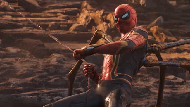 Phase 4 Is Being Marketed As A... is listed (or ranked) 7 on the list Everything We Know About Phase 4 Of The MCU