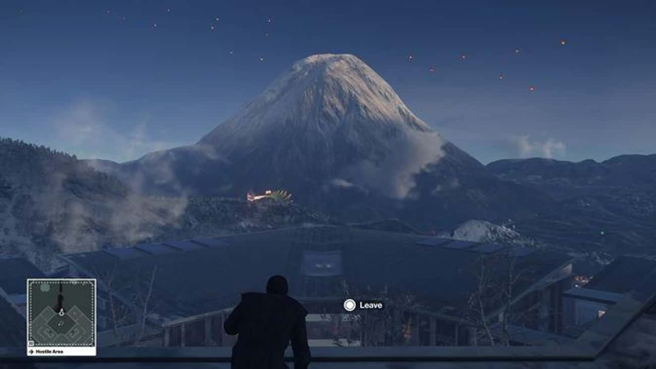 You Can Summon Godzilla is listed (or ranked) 2 on the list The Best Easter Eggs In The 'Hitman' Franchise