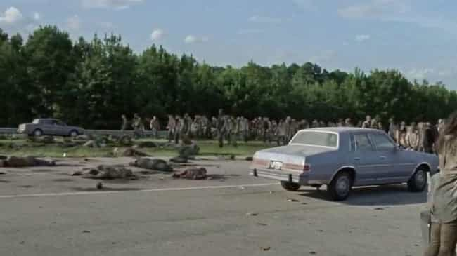 The Cars All Run Perfectly is listed (or ranked) 1 on the list 13 Infuriating Background Details In 'The Walking Dead' That Don't Make Any Sense