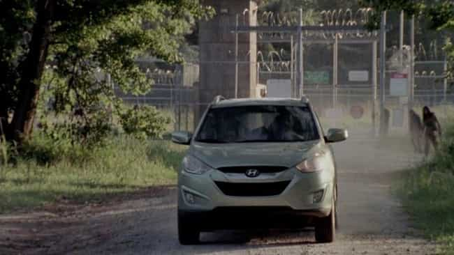 Cars Never Get Dirty is listed (or ranked) 4 on the list 13 Infuriating Background Details In 'The Walking Dead' That Don't Make Any Sense