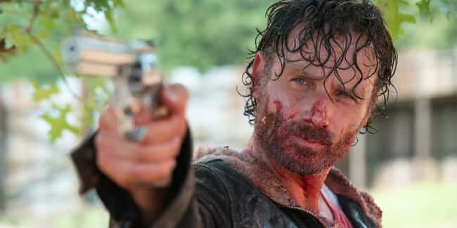 People Should Be Dying From Di... is listed (or ranked) 3 on the list 13 Infuriating Background Details In 'The Walking Dead' That Don't Make Any Sense