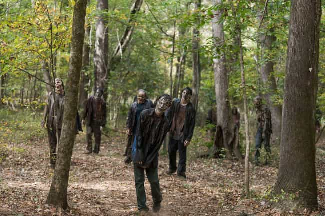 The Zombies Are Incredib... is listed (or ranked) 3 on the list 13 Infuriating Background Details In 'The Walking Dead' That Don't Make Any Sense