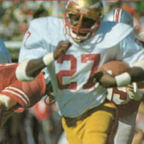 Michael Whiting is listed (or ranked) 22 on the list The Best Florida State Seminoles Running Backs of All Time