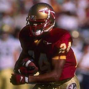 Rock Preston is listed (or ranked) 19 on the list The Best Florida State Seminoles Running Backs of All Time